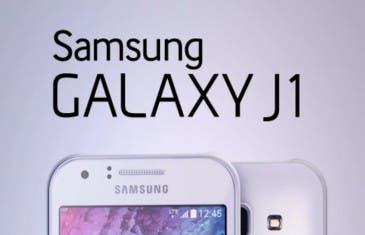 Samsung Galaxy J1 precio y fecha de lanzamiento desvelados
