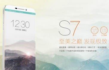 Serendipity S7 el smartphone sin biseles laterales