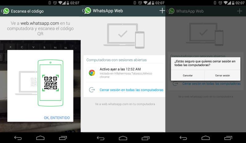 Se filtran características de la nueva interfaz web y de llamadas de Whatsapp