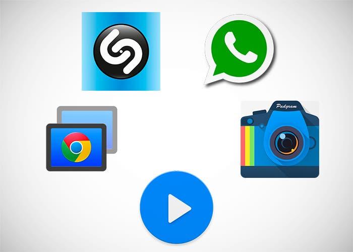 Apps de Sergio