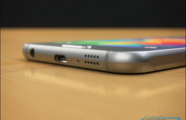 Samsung reduce la capacidad de la batería en el Galaxy S6