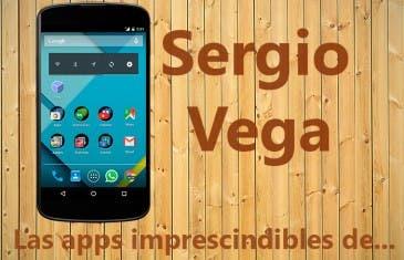 Las aplicaciones imprescindibles de Sergio Vega