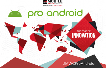Vámonos al Mobile World Congress 2015, ¿nos sigues?