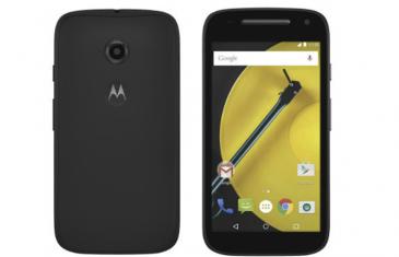 Motorola Moto E 2015 filtrado: nuevo rey en la gama baja