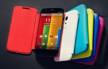 Motorola desvela que Android 5.0 Lollipop llegará próximamente a los Motorola Moto G 2013
