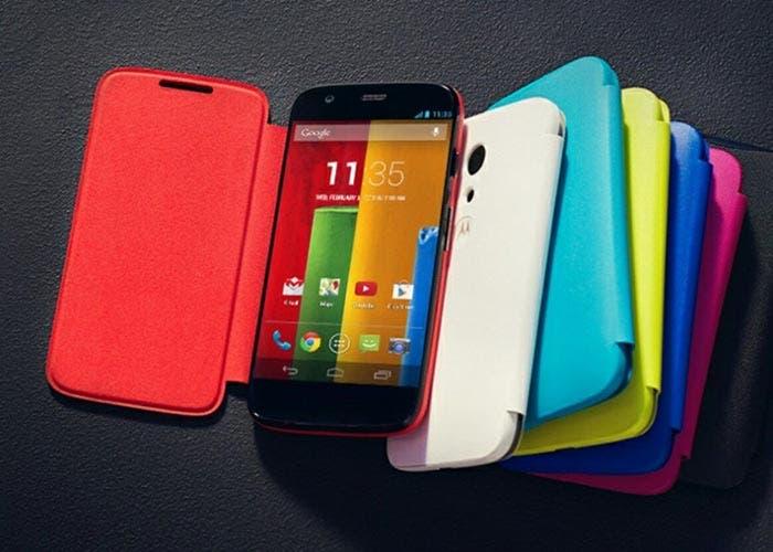 Imagen del Motorola Moto G