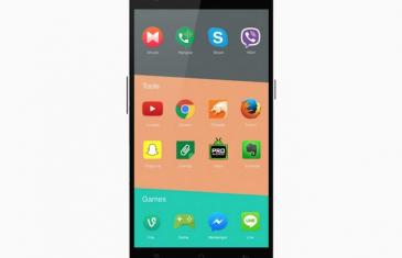 Primeras imágenes de Oxygen OS, la nueva ROM de OnePlus