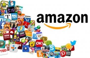 Amazon regala 125 euros en 37 aplicaciones de pago por San Valentín