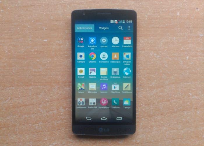 Análisis del LG G3 S, el hermano pequeño del LG G3