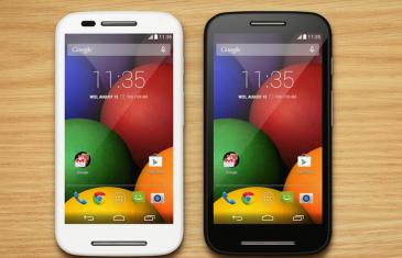 Motorola ya prueba Android 5.0.2 Lollipop en el Moto E
