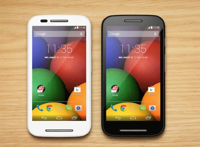 Moto E Motorola