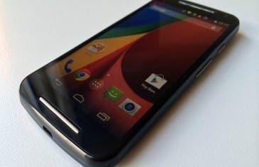 Llega Android 5.0.2 Lollipop para el Motorola Moto G 2014
