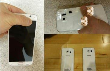 Samsung Galaxy S6 filtrado con todo lujo de detalles