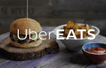 Uber se renueva con un servicio de comida rápida, que sí es legal