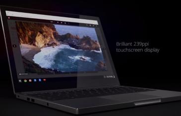 Llega el Nuevo Chromebook Pixel 2015 acompañado de Intel y USB Type-C