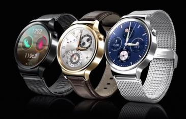Huawei Watch, el reloj inteligente de la compañía china