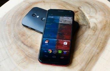 El Motorola Moto X 2013 por fin recibe su ración de Android 5.0 Lollipop