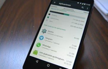 Continúan las fugas de memoria en Android 5.1 Lollipop