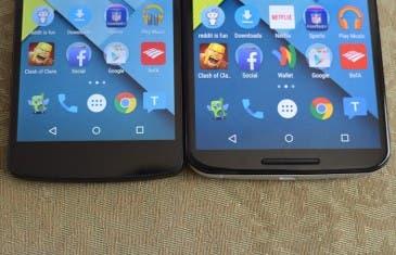 Nexus 5 y Nexus 6 reciben la OTA de Android 5.1 Lollipop