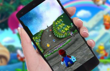 Nintendo tendrá juegos para smartphones y tablets