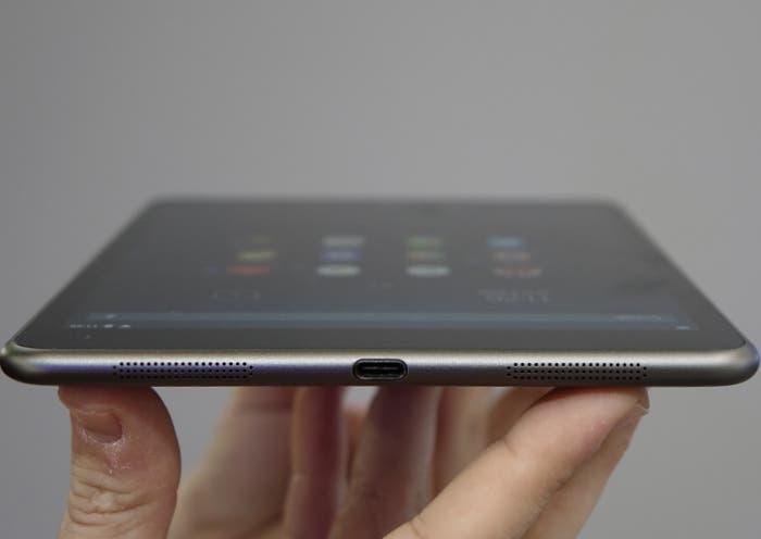 Nokia N1 abajo