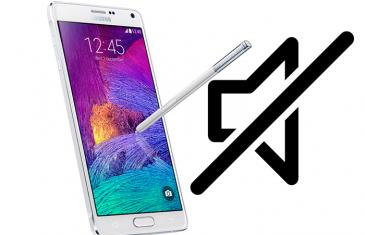 Samsung devuelve el modo silencio en Lollipop vía OTA