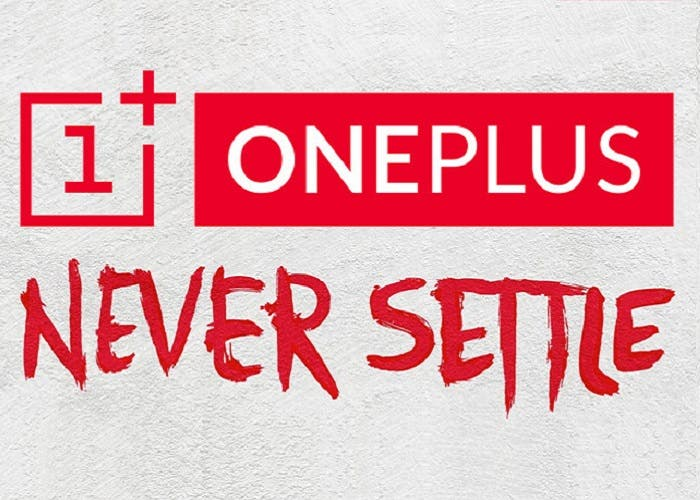 One-Plus-Never-Settle