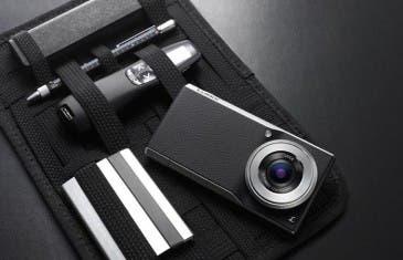 Lumix CM1, la cámara de Panasonic con Android, llegará a España en mayo