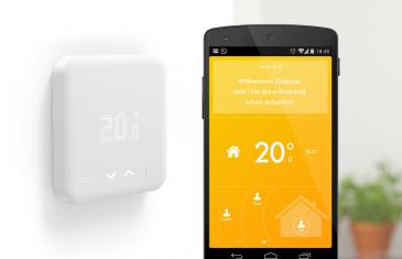 Tadoº: El termostato inteligente que se conecta con nuestro smartphone