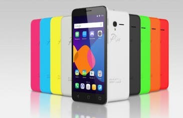 Alcatel One Touch Pixi 3, la nueva gama de dispositivos de Alcatel