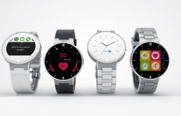 Alcatel nos sorprende con su primer smartwatch, ONETOUCH WATCH