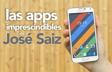 Las aplicaciones imprescindibles de José Saiz