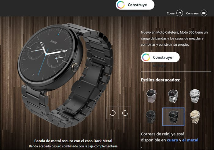 captura moto maker moto 360