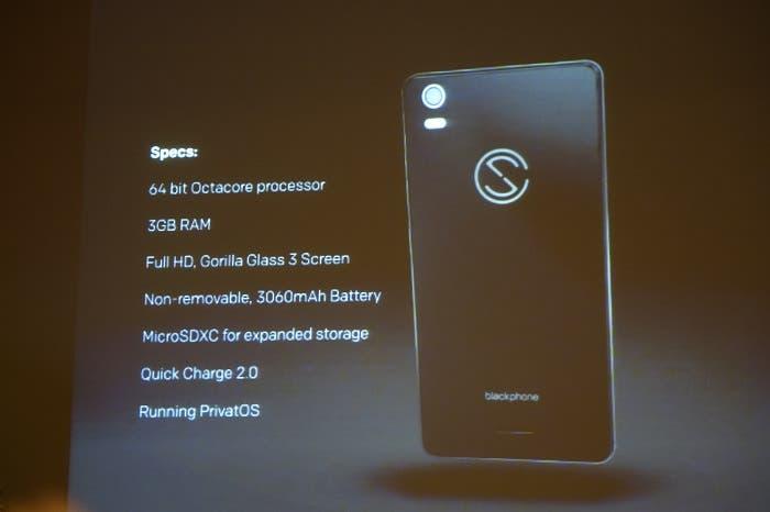 especificaciones blackphone 2