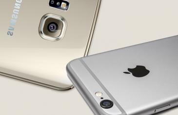 Comparativa entre la cámara del Galaxy S6 y iPhone 6