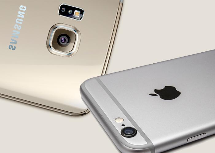 iPhone6 vs S6