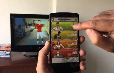 Motion Tennis Cast: juega al tenis con tu chromecast