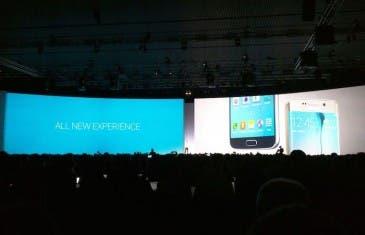 Samsung Galaxy S6 y S6 Edge ya están aquí