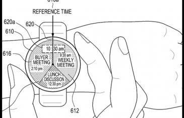 Samsung podría tener preparado un smartwatch circular con cámara