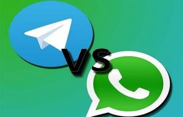 WhatsApp vs Telegram ¿Cuál es mejor?