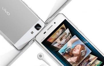 Vivo X5Max, el teléfono de producción más fino del mundo