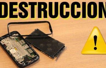 [VÍDEO] Test de destrucción del Motorola Moto E 4G