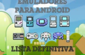 Emuladores para Android. La lista definitiva