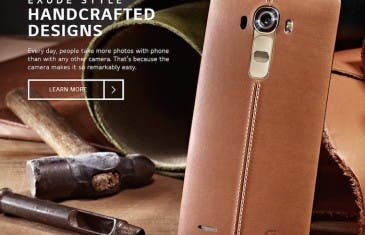 LG G4, una apuesta diferente por el diseño