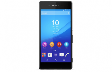 Ya tenemos entre nosotros al Sony Xperia Z4