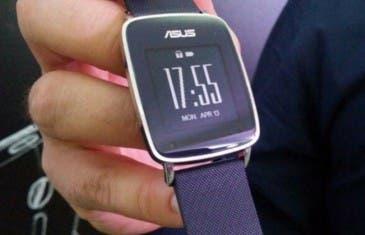 VivoWatch: el nuevo smartwatch de Asus para el deporte