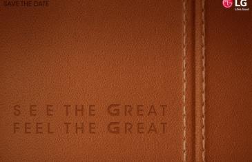 LG tiene preparado un evento el 28 de abril ¿Veremos el LG G4?