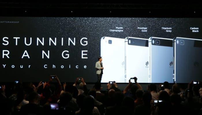 Huawei P8 ya es oficial