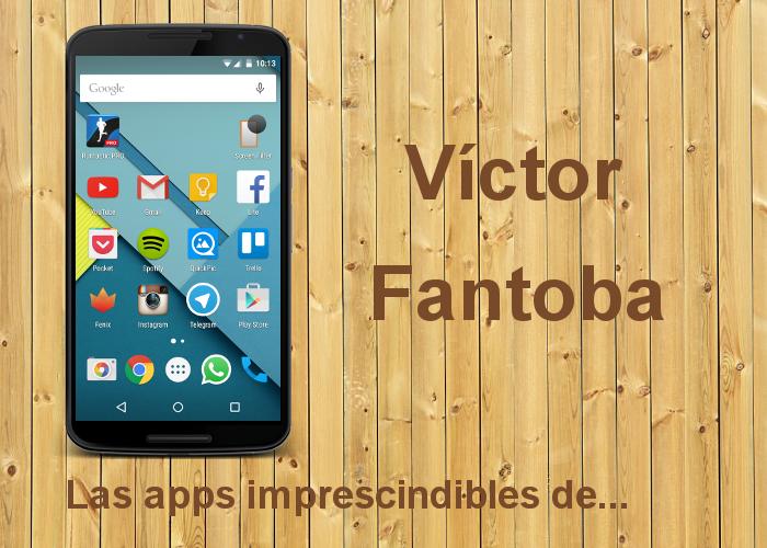 imprescindibles victor fantoba