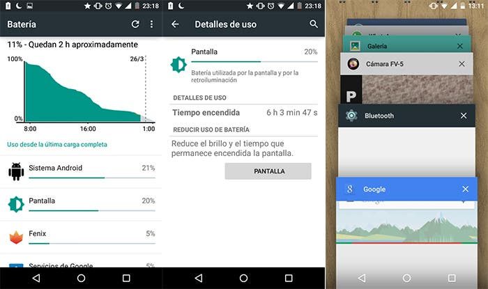 Análisis Motorola Moto E